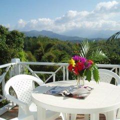 Отель Tranquility Villa Порт Антонио балкон