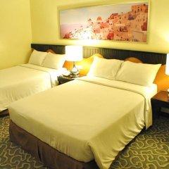 Hotel Elizabeth Cebu 3* Номер Делюкс с 2 отдельными кроватями фото 2