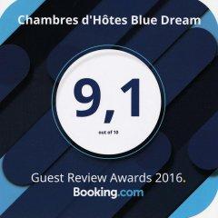 Отель Chambres d'Hotes Blue Dream Франция, Канны - отзывы, цены и фото номеров - забронировать отель Chambres d'Hotes Blue Dream онлайн удобства в номере фото 2