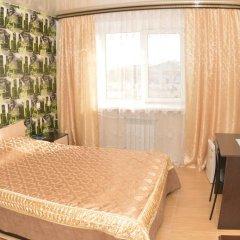 Гостиница Октябрьская Номер Комфорт с различными типами кроватей фото 5