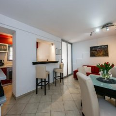 Отель Villa Spaladium 4* Улучшенные апартаменты с различными типами кроватей фото 12