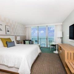 Отель Wyndham Grand Clearwater Beach 4* Номер Делюкс с двуспальной кроватью фото 12