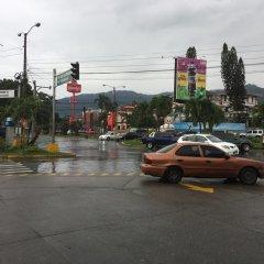 La Madrugada Hostel парковка