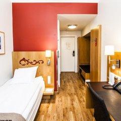 Отель Hotell Bondeheimen 3* Стандартный номер с различными типами кроватей фото 7
