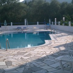 Отель Jovana Греция, Корфу - отзывы, цены и фото номеров - забронировать отель Jovana онлайн бассейн