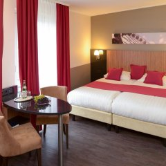 Hotel Munich City 3* Стандартный номер с различными типами кроватей фото 6