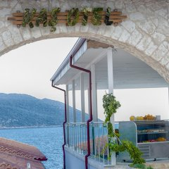 Green Beach hotel Kaş Каш