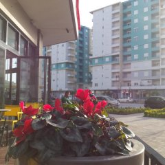 Отель Villa Zamos балкон