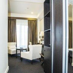 Отель Амбассадор 4* Стандартный номер с двуспальной кроватью фото 10