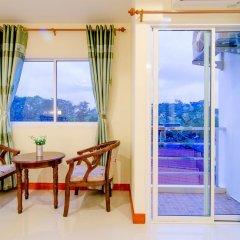 Отель Phaithong Sotel Resort 3* Улучшенный номер с двуспальной кроватью фото 8