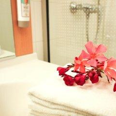 Отель Ibis Saint Emilion Франция, Сент-Эмильон - отзывы, цены и фото номеров - забронировать отель Ibis Saint Emilion онлайн ванная