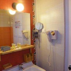 Отель Mirabelle Hotel Греция, Аргасио - отзывы, цены и фото номеров - забронировать отель Mirabelle Hotel онлайн ванная