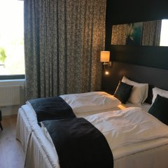 Gardermoen Airport Hotel комната для гостей