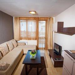 Отель Forest Nook Aparthotel Болгария, Пампорово - отзывы, цены и фото номеров - забронировать отель Forest Nook Aparthotel онлайн комната для гостей фото 5