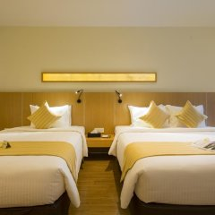 Отель StarCity Nha Trang 4* Студия Делюкс с различными типами кроватей фото 2