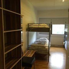 Arkadia Hotel & Hostel Кровать в общем номере с двухъярусной кроватью