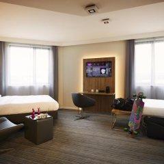 Отель Moxy London Excel комната для гостей