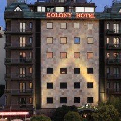 Отель Colony вид на фасад фото 3