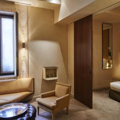Отель Park Hyatt Milano 5* Представительский люкс с различными типами кроватей фото 4