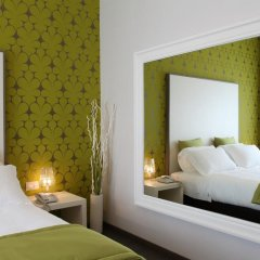 Hotel Tiziano Park & Vita Parcour - Gruppo Minihotel 4* Представительский номер с различными типами кроватей фото 18
