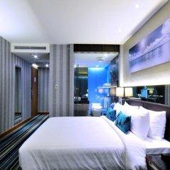 Отель The Continent Bangkok by Compass Hospitality 4* Представительский номер с различными типами кроватей фото 15