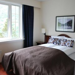 Отель Hotell Utsikten Geiranger - by Classic Norway 2* Стандартный номер с двуспальной кроватью фото 13