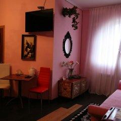 Herzen House Hotel Стандартный семейный номер с двуспальной кроватью фото 6