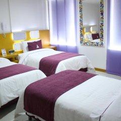 Hotel San Antonio Plaza 3* Стандартный номер с различными типами кроватей фото 2