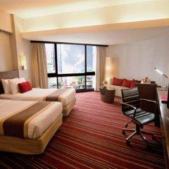 Ambassador Bangkok Hotel 4* Номер Делюкс фото 2