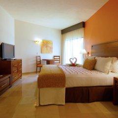 Отель Canto del Sol Plaza Vallarta Beach & Tennis Resort - Все включено 3* Номер Делюкс с различными типами кроватей фото 3