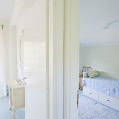 Отель Feebles Garden House Spathies Ситония комната для гостей фото 5