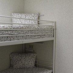 Хостел Ника-Сити Кровати в общем номере с двухъярусными кроватями фото 43