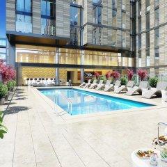 Отель BridgeStreet at City Center США, Вашингтон - отзывы, цены и фото номеров - забронировать отель BridgeStreet at City Center онлайн бассейн