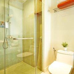 Отель Bandara Phuket Beach Resort 4* Улучшенный номер с двуспальной кроватью фото 2