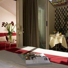 Dei Borgognoni Hotel 4* Стандартный номер с различными типами кроватей фото 5