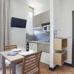 Отель Odalys City Nice Le Palais Rossini Апартаменты разные типы кроватей фото 5