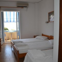 Отель Sandy Beach комната для гостей фото 4