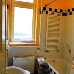 Отель Apartman Karel Чехия, Карловы Вары - отзывы, цены и фото номеров - забронировать отель Apartman Karel онлайн ванная