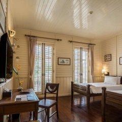 Отель Manathai Koh Samui 4* Люкс с различными типами кроватей фото 7