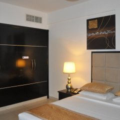 Arabian Gulf Hotel Apartments сейф в номере