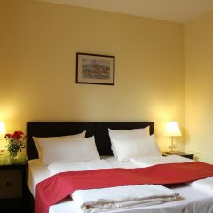 Отель Landhotel Dresden 3* Стандартный номер с различными типами кроватей фото 5