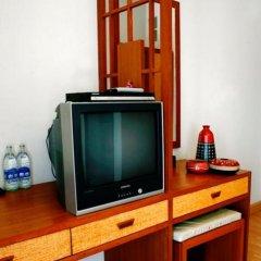 Отель Krabi Tropical Beach Resort 3* Улучшенный номер с различными типами кроватей фото 5