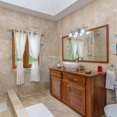 Отель Sandrati Villa 4* Вилла с различными типами кроватей фото 10