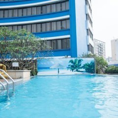 Ocean Hotel 4* Стандартный номер с различными типами кроватей фото 13