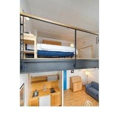 Отель Yoga Residence Illmarine Апартаменты с различными типами кроватей фото 4