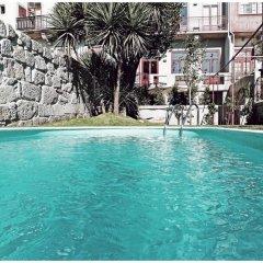 Отель Aparthotel Oporto Alves da Veiga бассейн