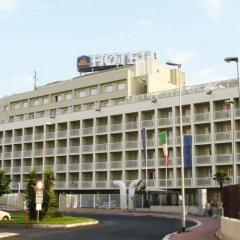 Hotel Roma Tor Vergata Рим парковка