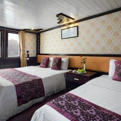 Отель Halong Apricot Cruise комната для гостей фото 3