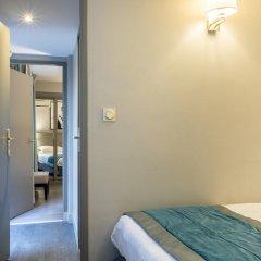 Отель Best Western Montcalm 3* Стандартный семейный номер с различными типами кроватей фото 2