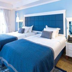 Отель Cornelia Diamond Golf Resort & SPA - All Inclusive 5* Вилла Azure с различными типами кроватей фото 8